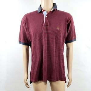 Tommy Hilfiger Mens polo shirt Top Size Medium